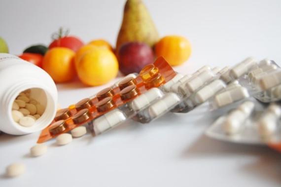 Nahrungsergänzung / Nährstoffe-