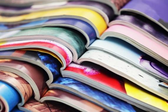 Kunden- und Kinderzeitschriften-