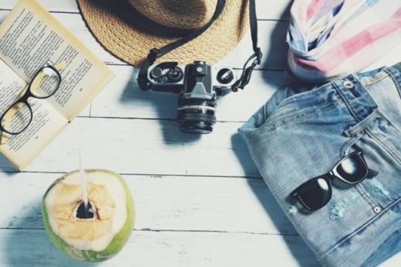 Zusammenstellen Ihrer Reiseapotheke-